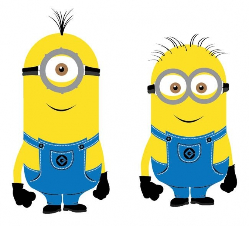 minion hair clipart minion hair clipart despicable me party on.