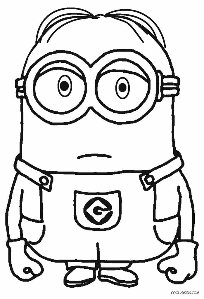 minions clipart to print 20 free
