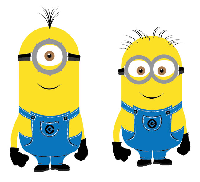 Minion clipart print, Minion print Transparent FREE for.