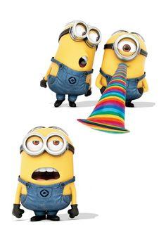 Minions Happy Birthday Clip Art.