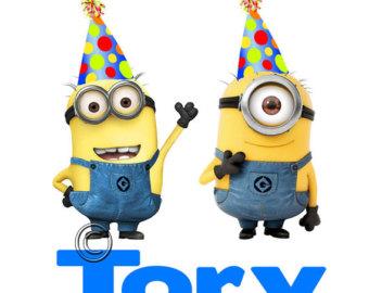 minions happy birthday clipart #13