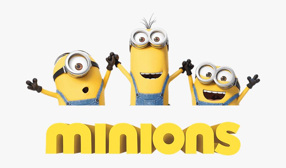 Minion Logo Png.
