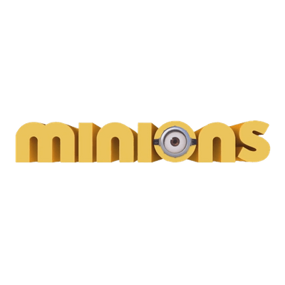 Minions transparent PNG images.