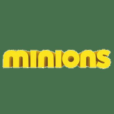Minions Logo transparent PNG.