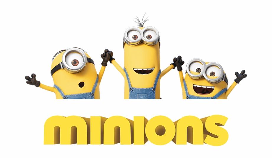 Minions Logo Png.