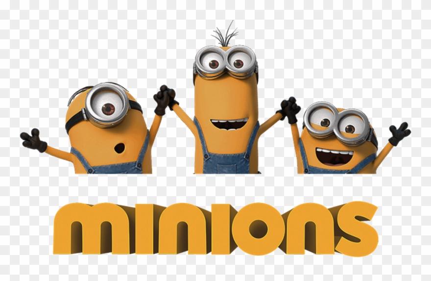 Meu Malvado Favorito Minions Logo Png.