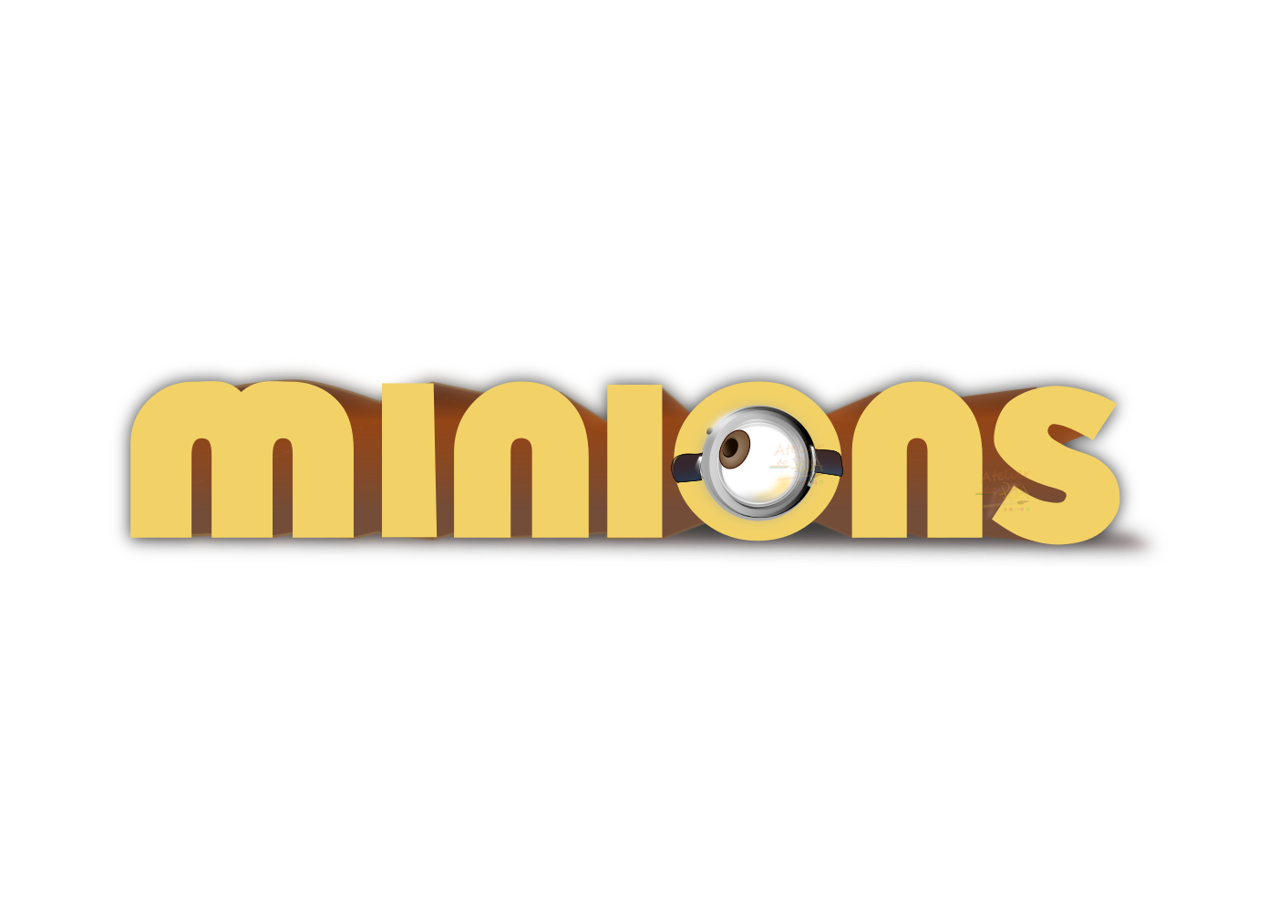 Minions logo png clipart images gallery for free download.