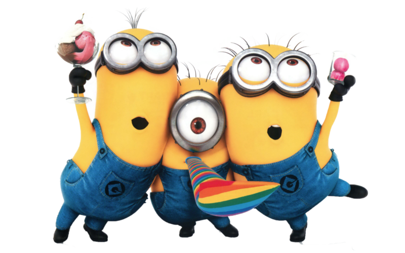 Download Free png Minions PNG, Download PNG image with.