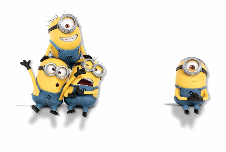 Minions Png.