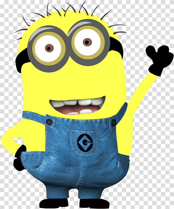Minion, minions illustration transparent background PNG.