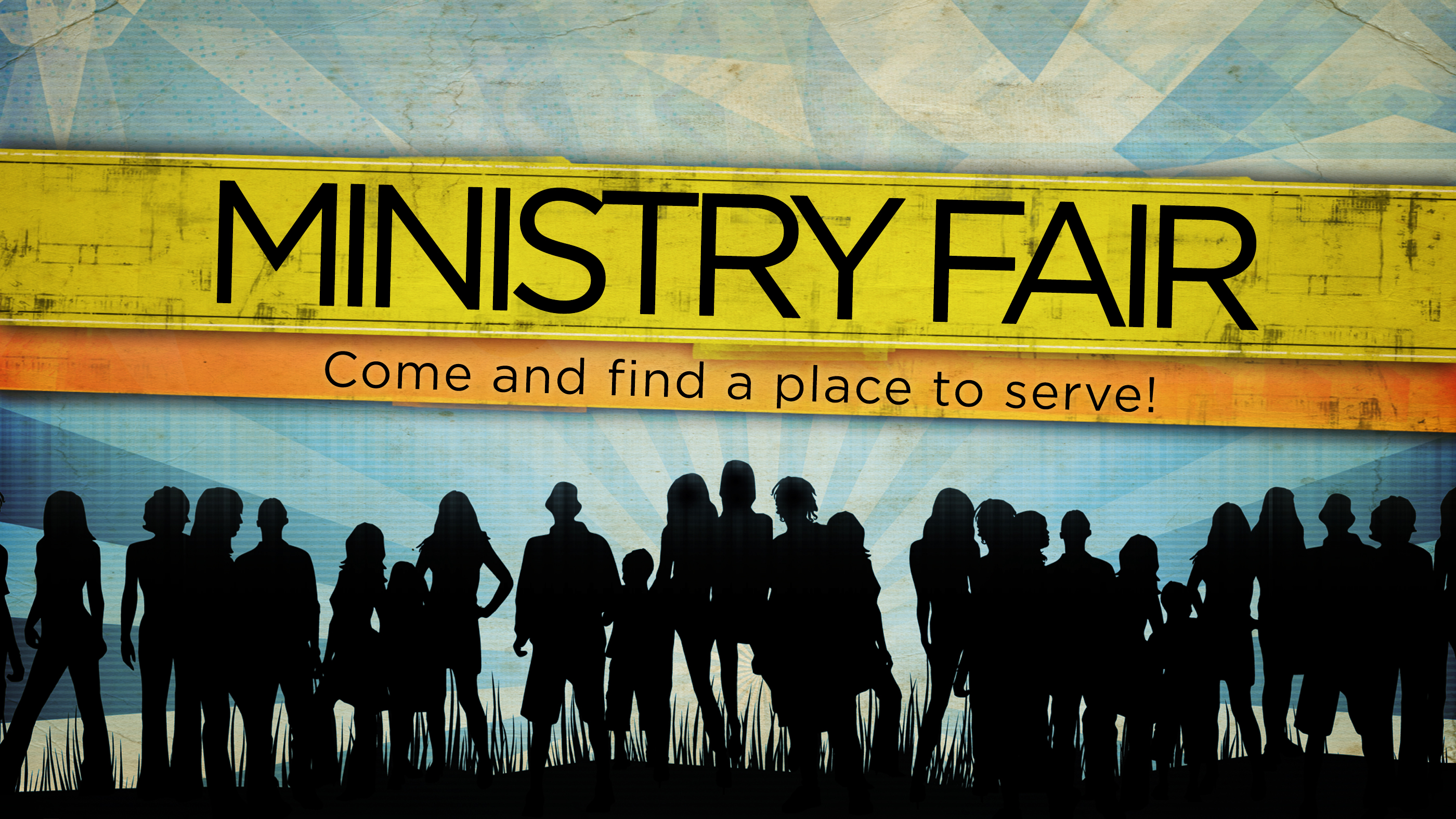 Christus Victor Ministry Fair.