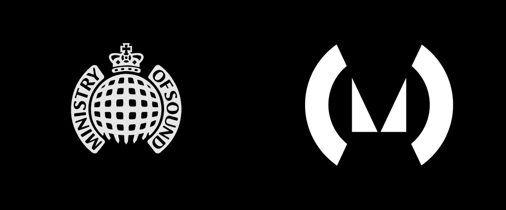 Brand New: New Logo for Ministry of Sound by Spin.