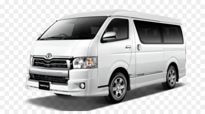 Toyota Hiace Minivan Toyota Innova Van Toyota Van Png Vector.