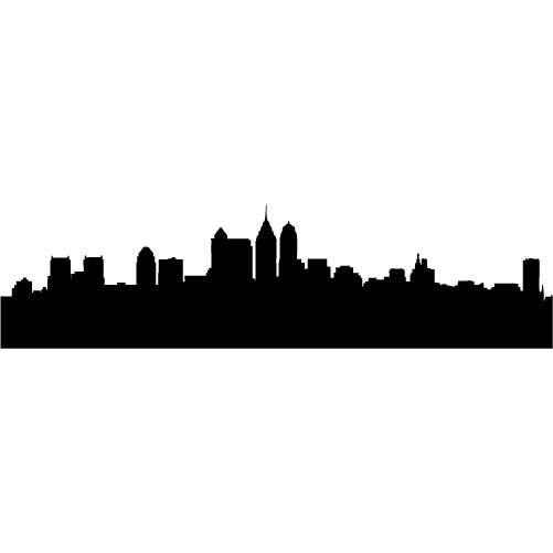 Minneapolis Skyline Vector.