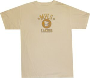 Details about Los Angeles Minneapolis Lakers Throwback Logo Adidas Shirt  Limited Quantities.