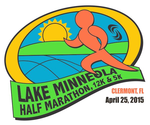 The Lake Minneola Half Marathon, 12K & 5K Run.