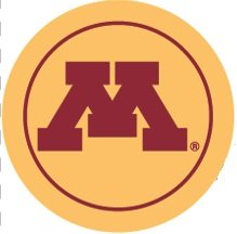 Amazon.com: 3 inch UMn University of Minnesota Golden.