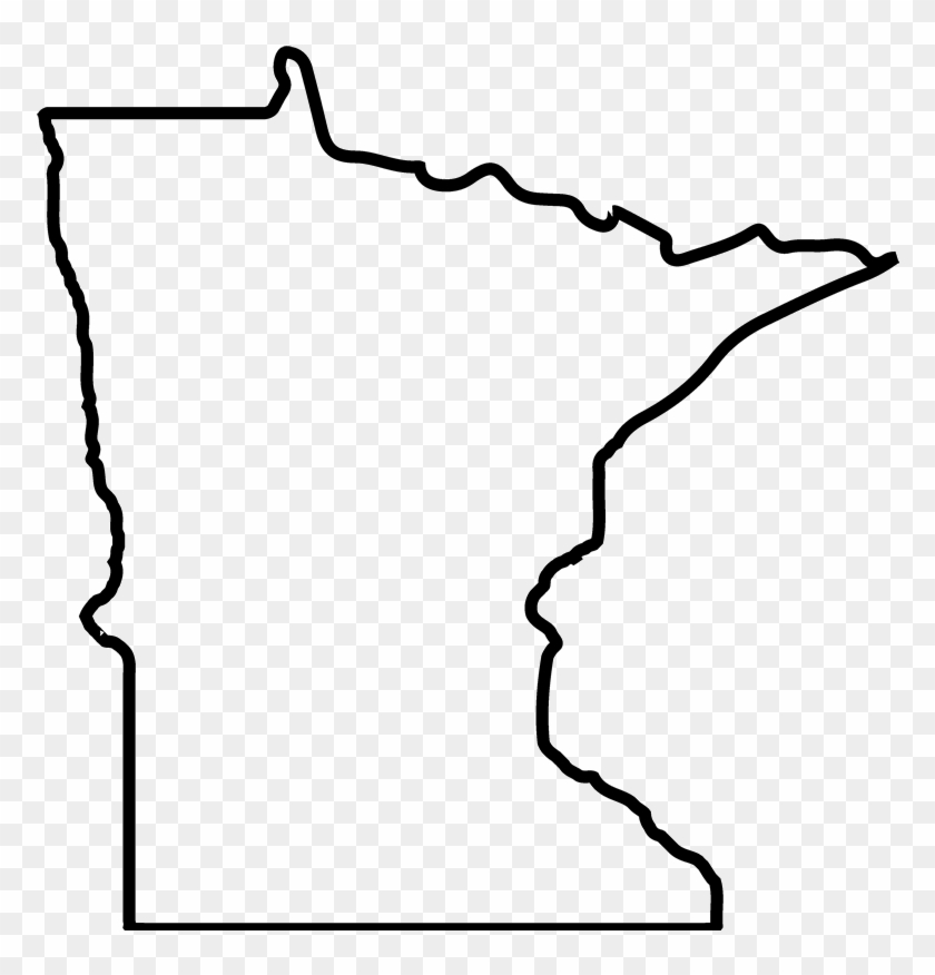 Minnesota Outline Png.