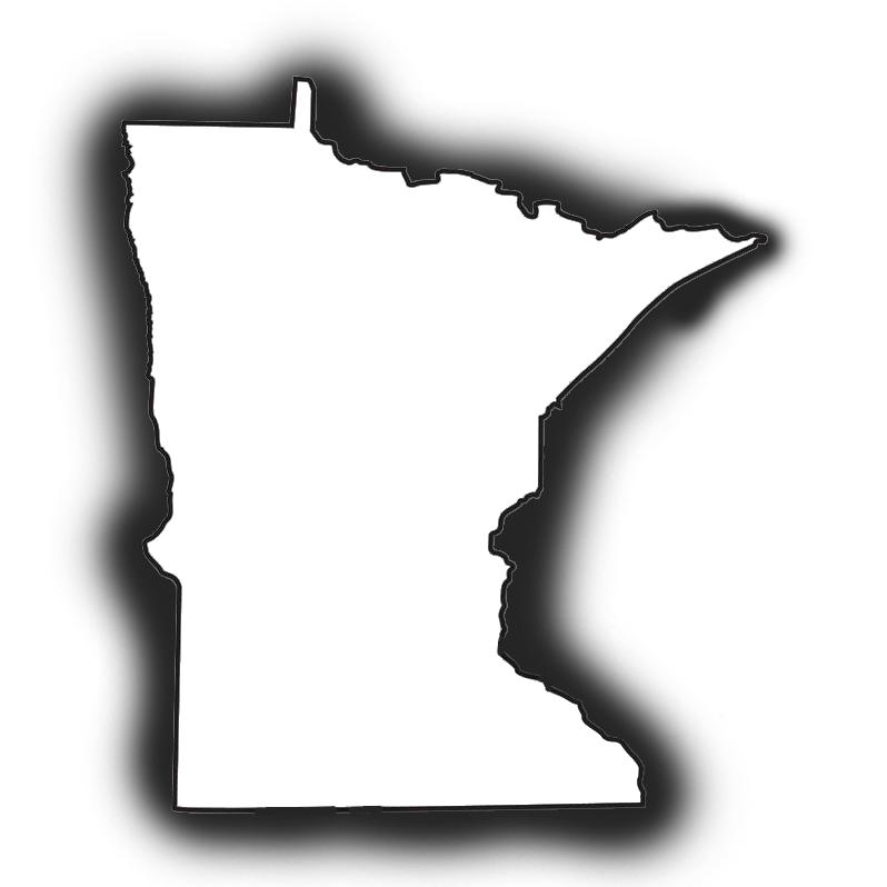 Minnesota Silhouette at GetDrawings.com.