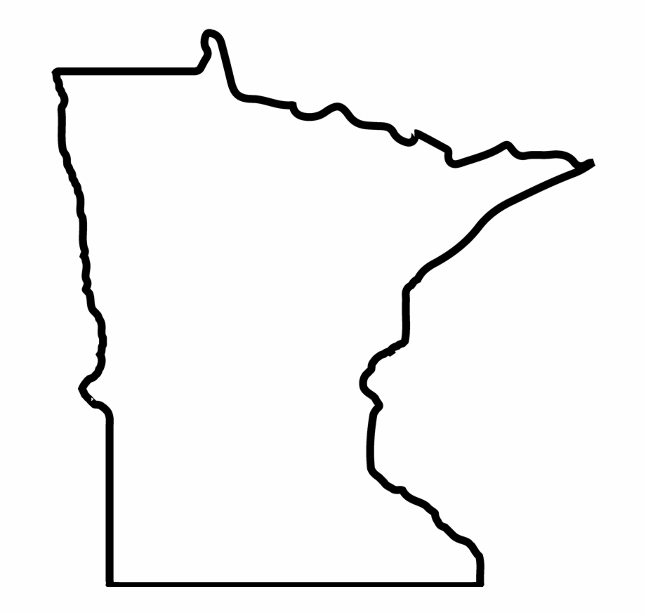 Rubber Stamp State Stamps State Of Minnesota.