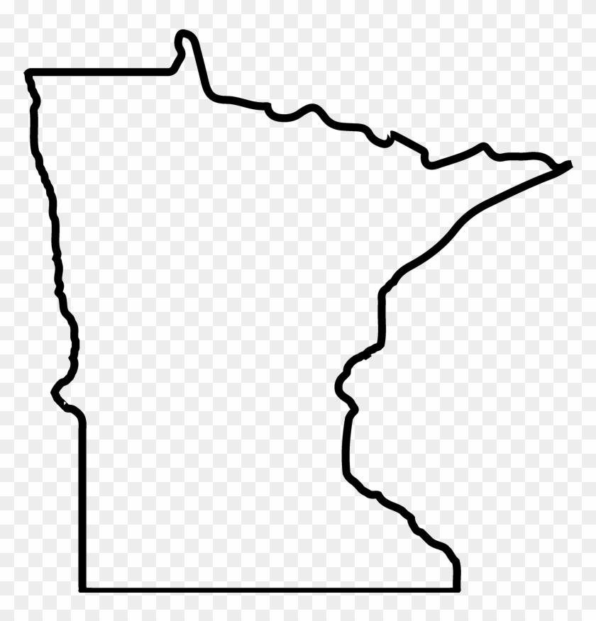Minnesota Outline Png.