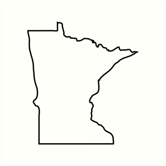 Minnesota Outline Png (104+ images in Collection) Page 2.
