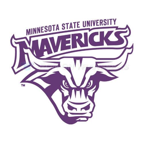 Minnesota State Mavericks Logo T.