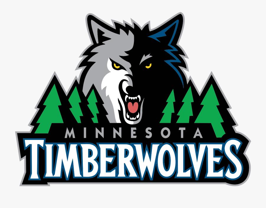 Minnesota Timberwolves Logo Png , Free Transparent Clipart.