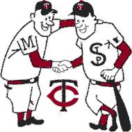Minnesota Twins Clipart.