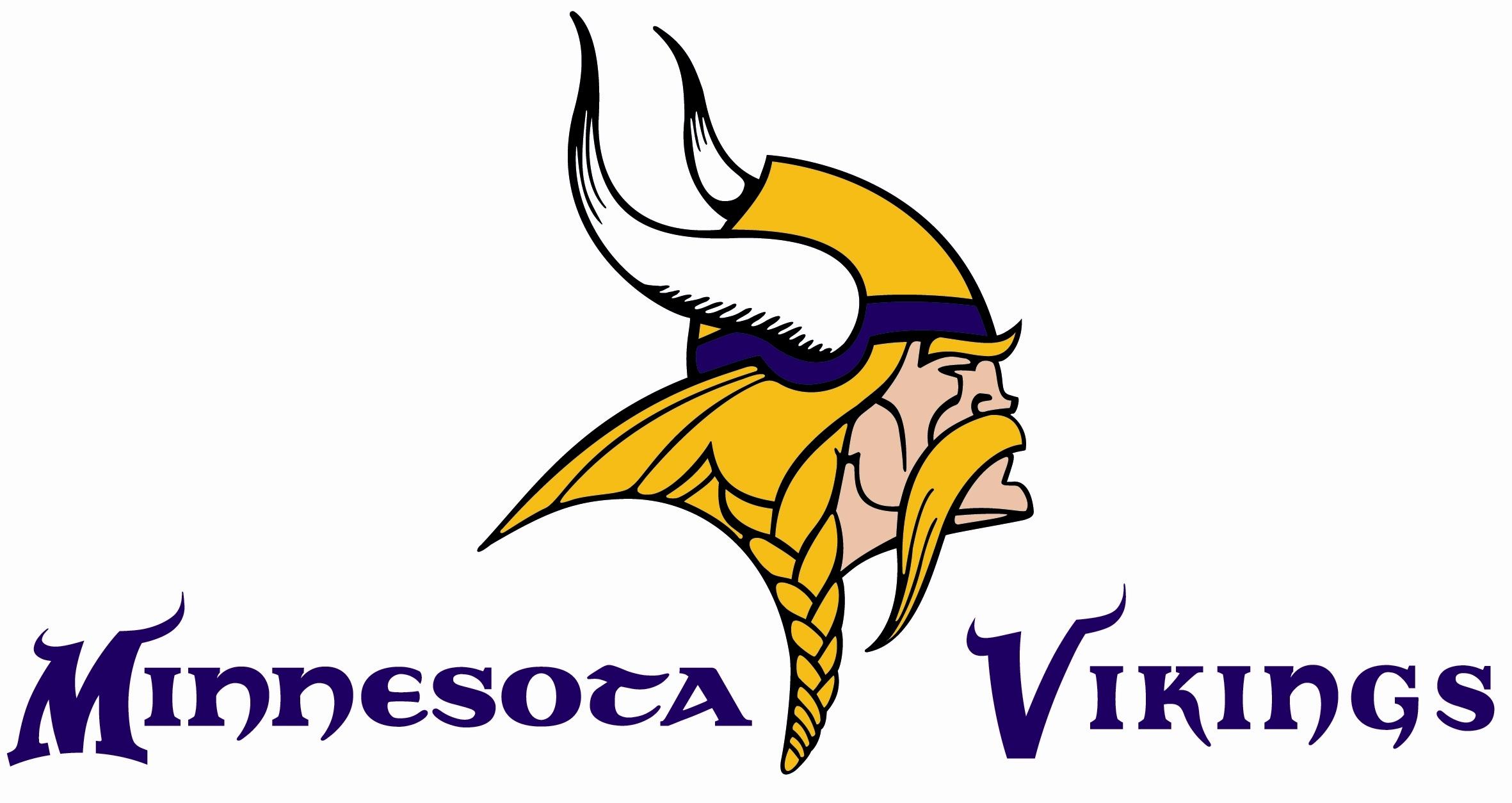 102+ Minnesota Vikings Clipart.