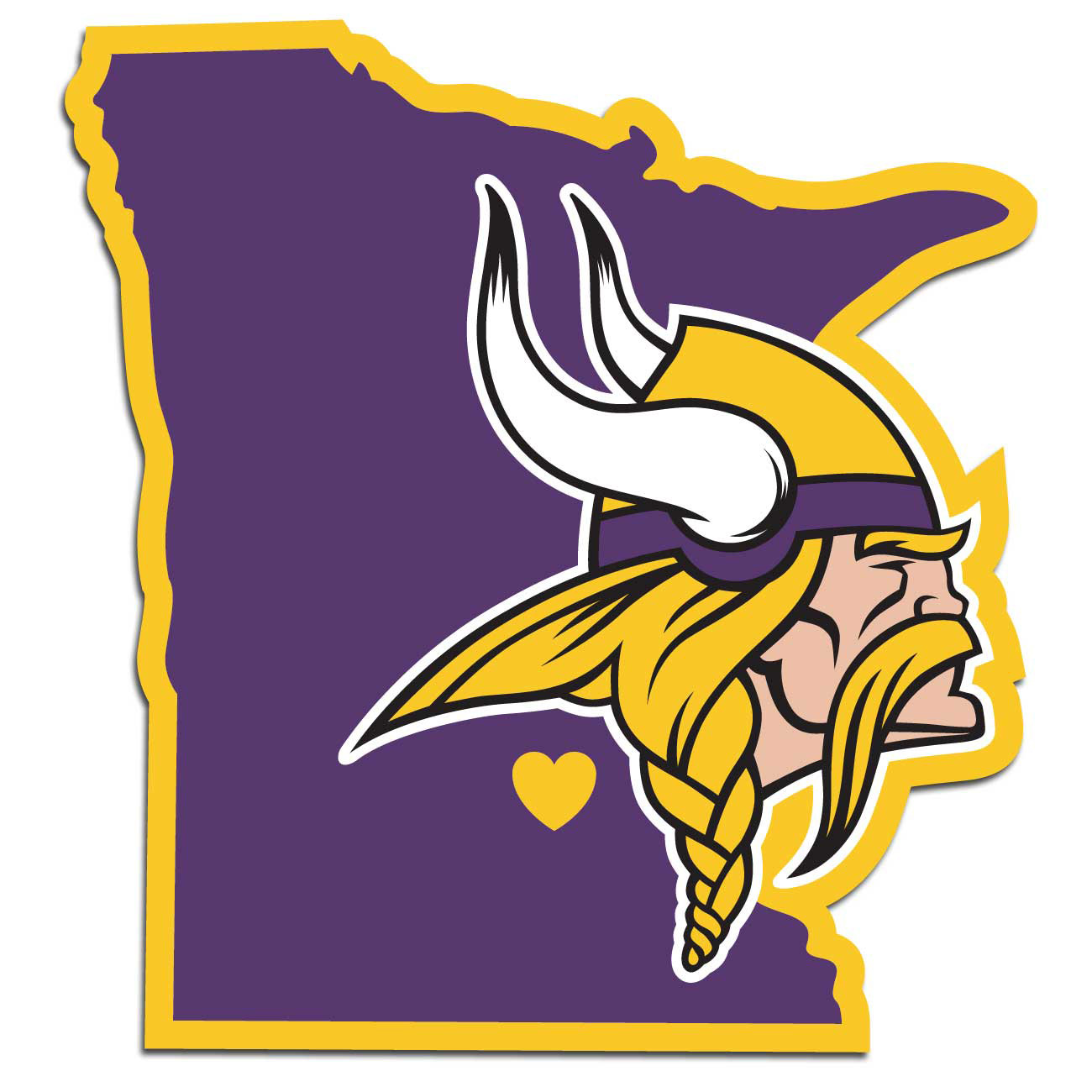 Minnesota Vikings Clipart Group with 72+ items.