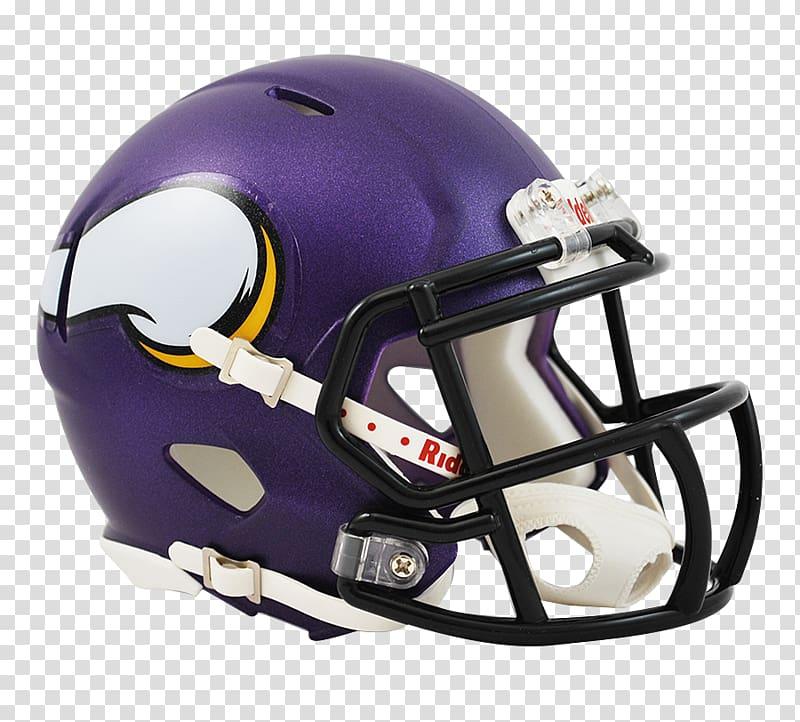 Minnesota Vikings NFL MINI Cooper Helmet, NFL transparent.