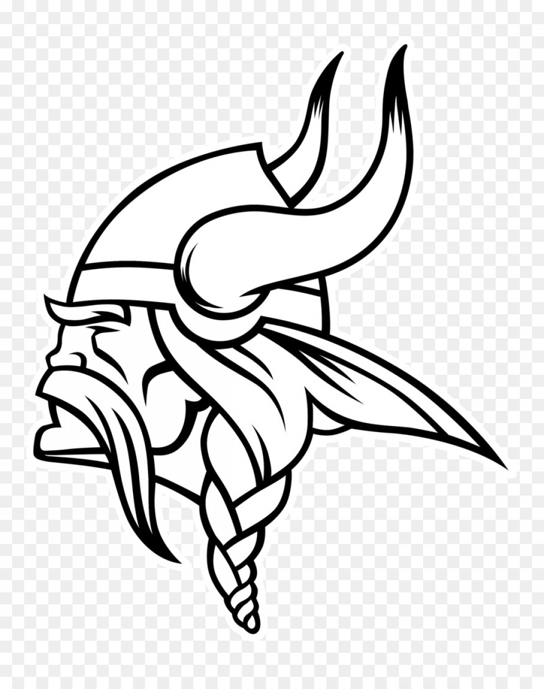 Viking Png Black And White.