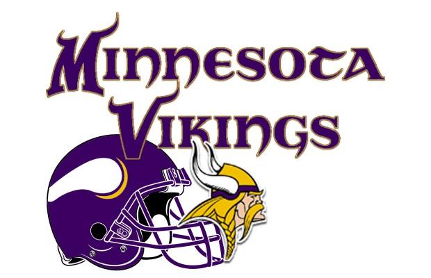 Minnesota Vikings Logo Clip Art.