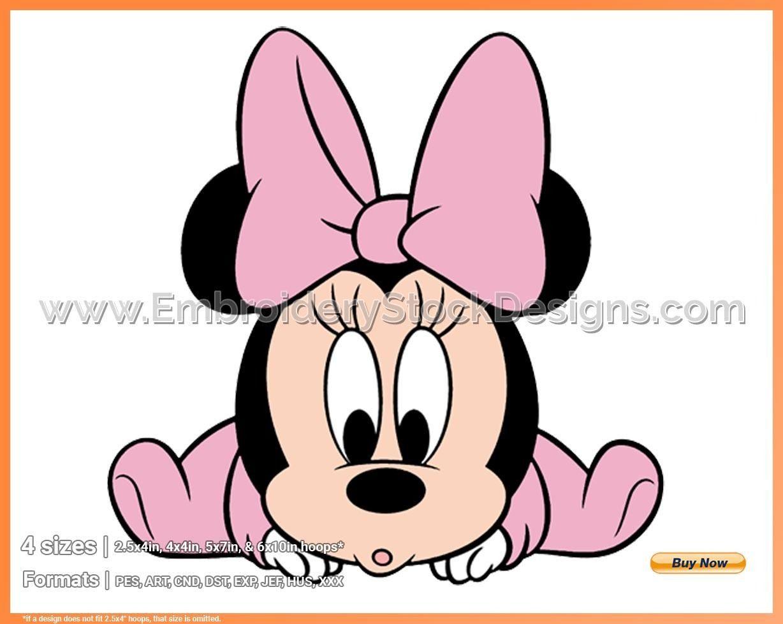 Baby Minnie 7.