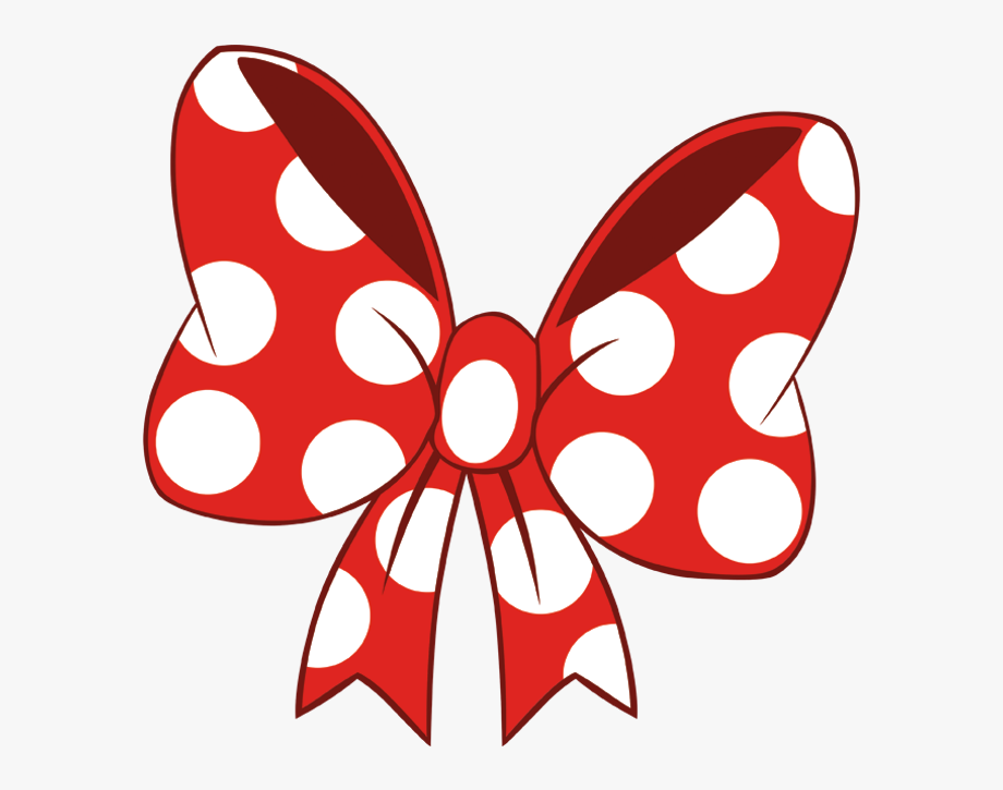 Bow Png Minnie Mouse.