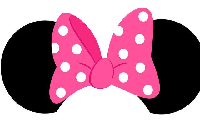 Minnie Ears Cliparts.