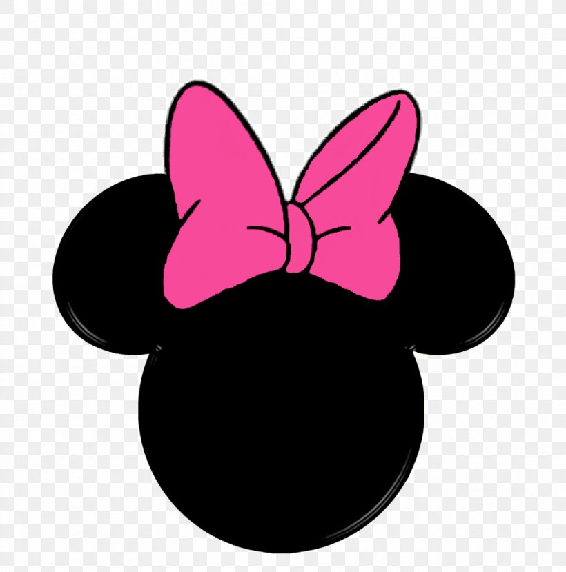 Minnie Mouse Mickey Mouse Logo Clip Art, PNG, 1012x1024px.