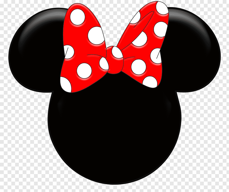 Minnie Mouse logo, Minnie Mouse Mickey Mouse Computer mouse.