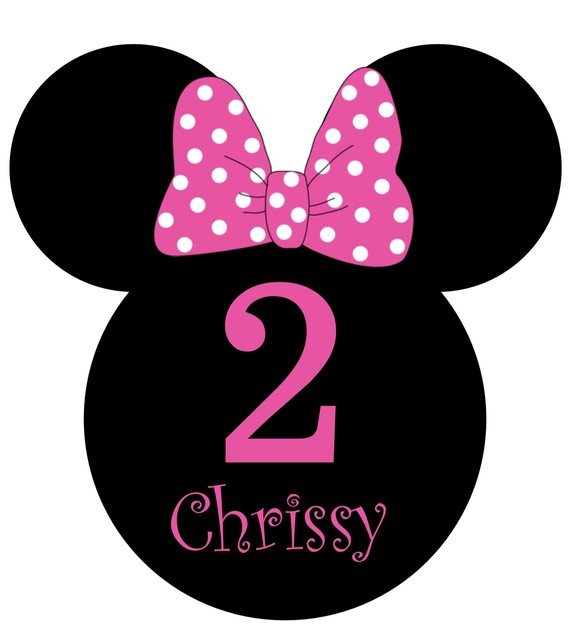 Minnie Mouse Birthday Images.