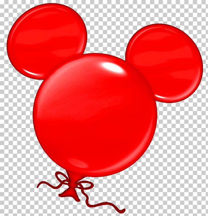 Mickey Mouse Minnie Mouse Balloon , Balloon s s, red mouse.