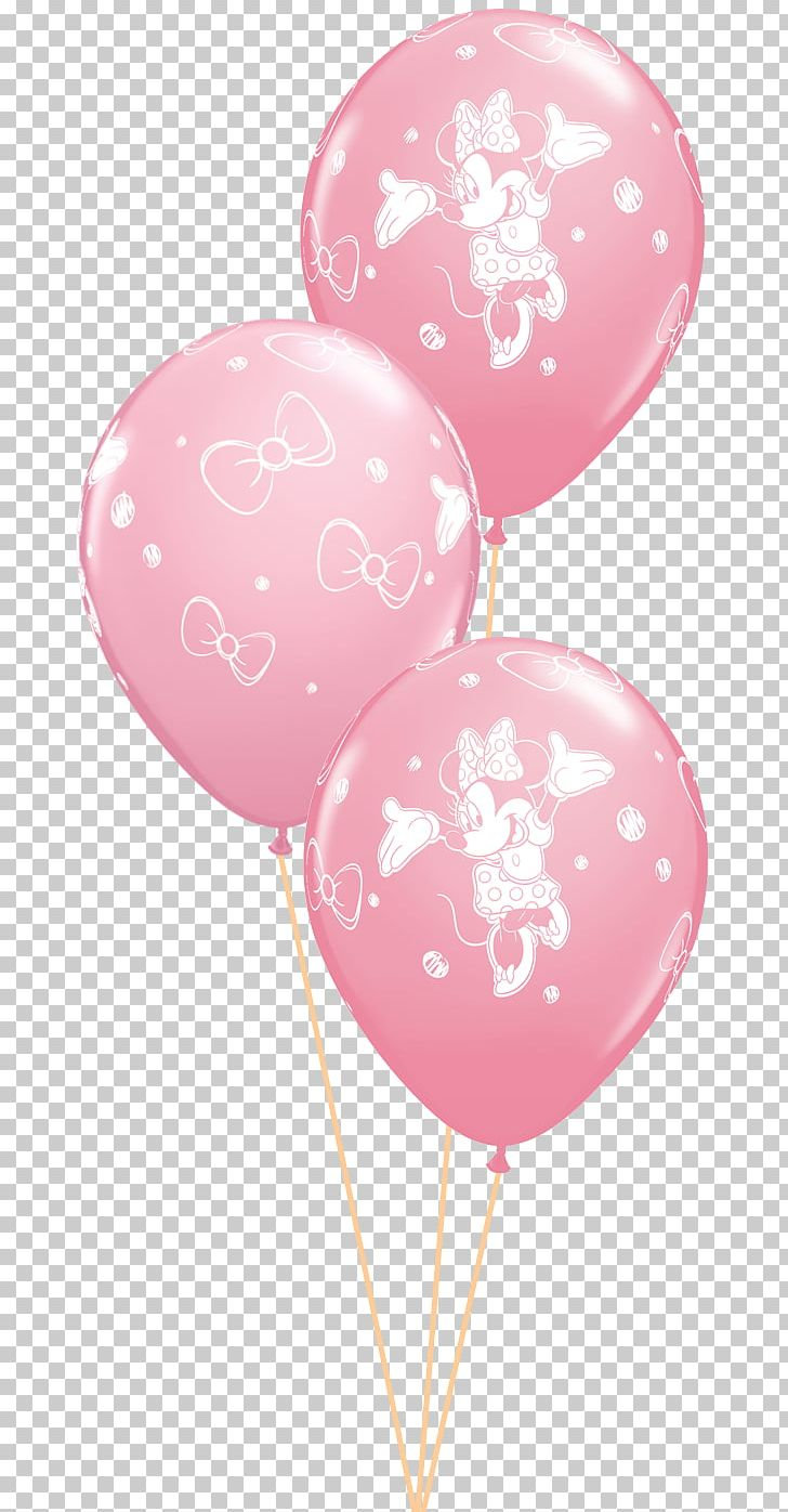 Toy Balloon Minnie Mouse Mickey Mouse Birthday PNG, Clipart.