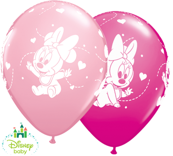 Minnie Mouse Balloons Png 2 » PNG Image #115780.