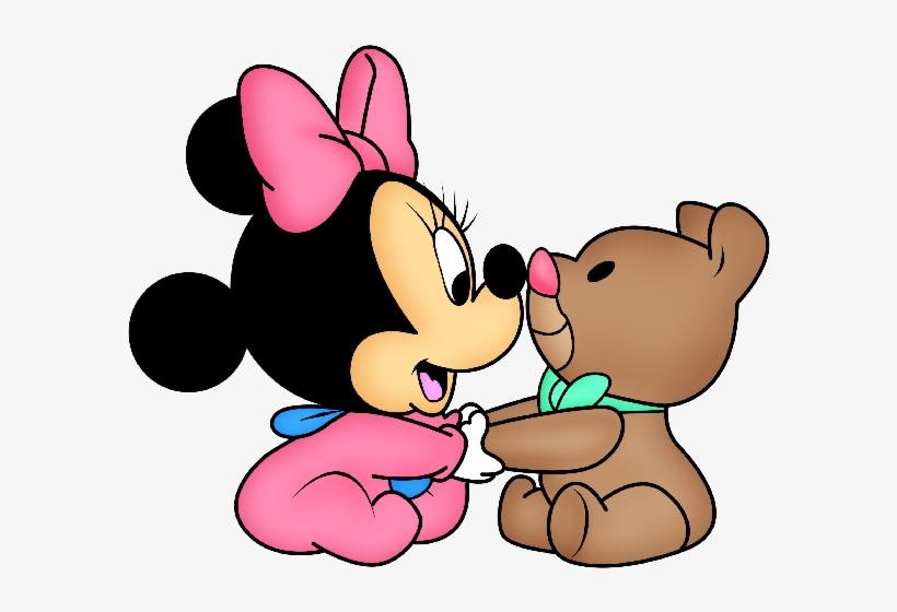Disney Ba Minnie Mouse Cartoon Png Clip Art Images.