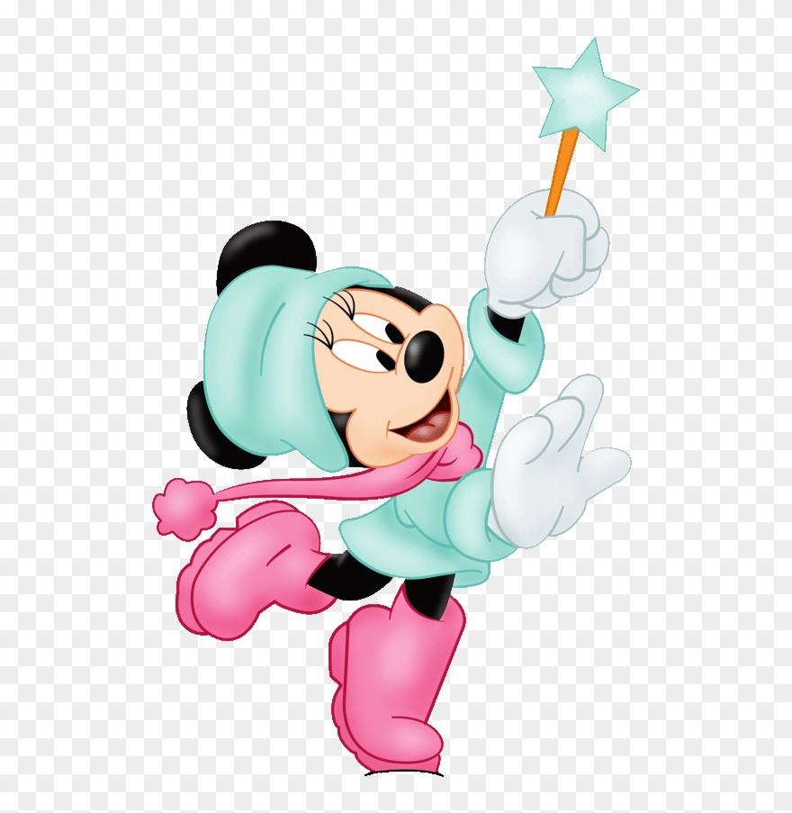 Minnie Mouse Clip Art Free.