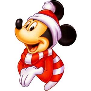 Transparent Clipart Christmas Mouse.