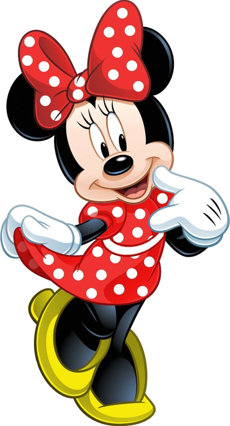 Minnie mouse clipart #14