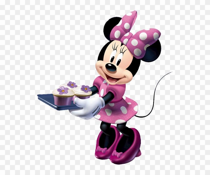 Minnie Mouse Clipart Transparent Background.