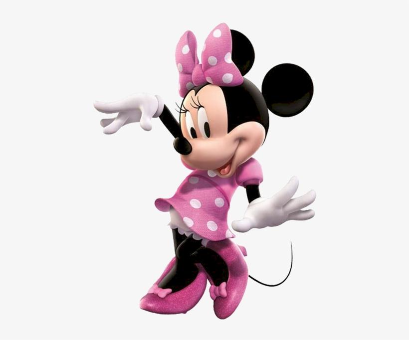Minnie Png.