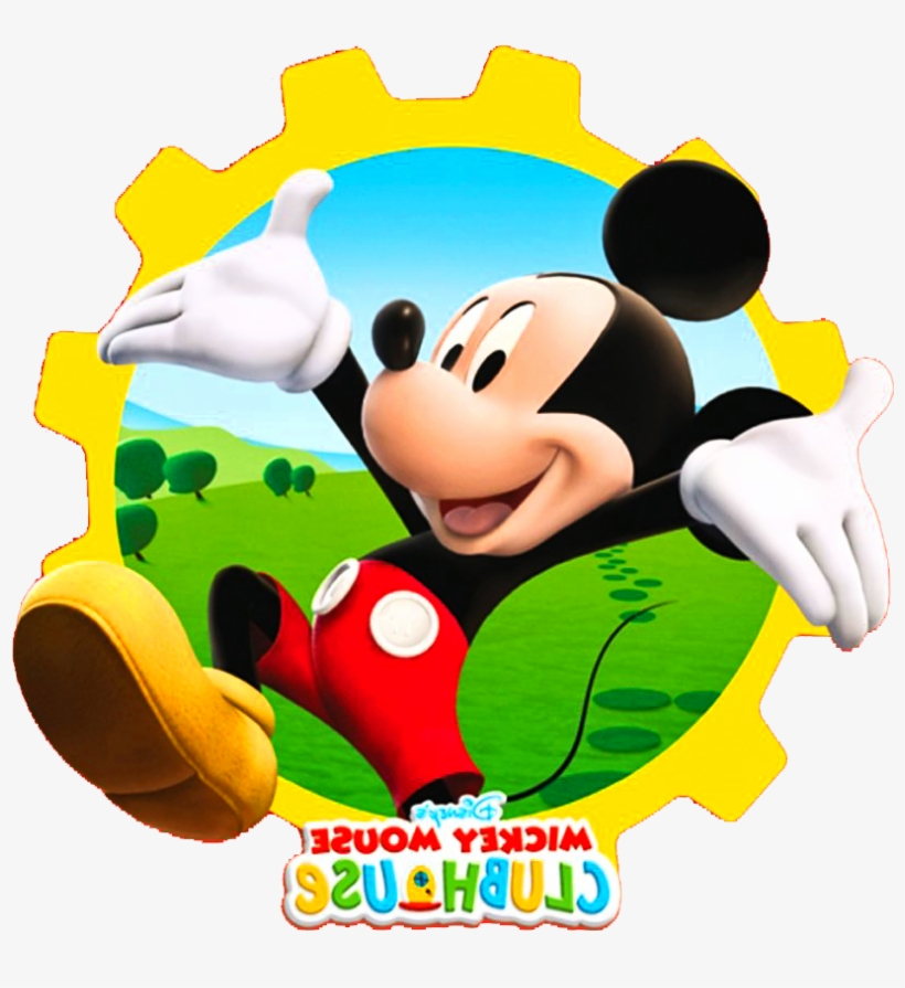 Mickey Mouse Clubhouse Clipart Cliparthut Free Clipart.